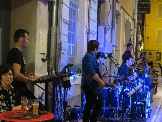 L'Olivade : Música en directo
