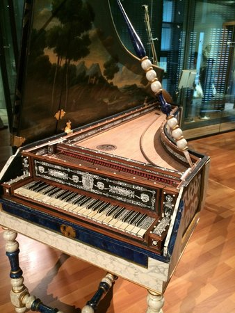 Musée de la musique : From the exhibit