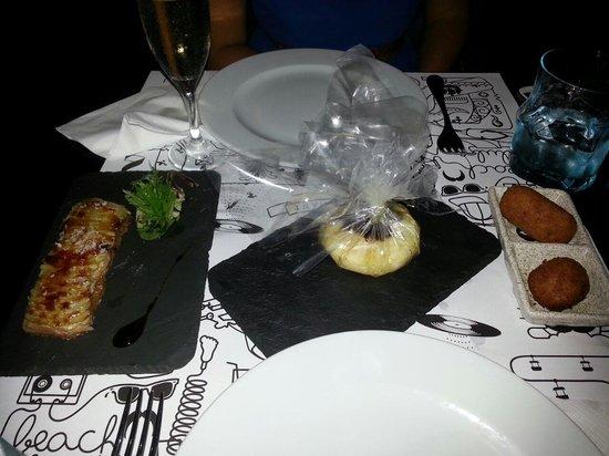 Restaurante Boo : tapas