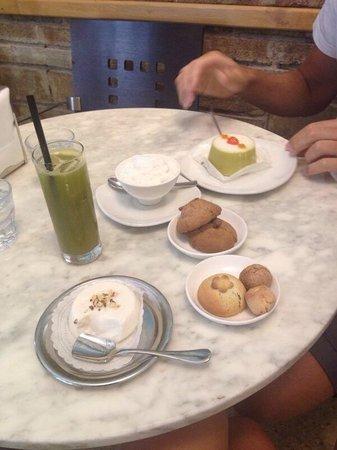 Caffe Sicilia: Colazione super