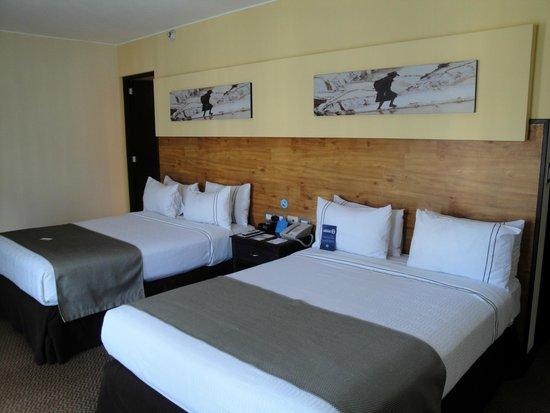 Sonesta Hotel Cusco: Camas que invitan a dormir