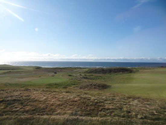 Cabot Links Resort: View from Room