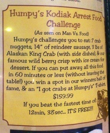 Humpy's Great Alaskan Alehouse: Humpy's Ancorhage