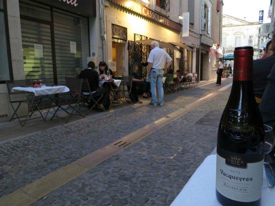 La Cassolette : Exterior del restaurante