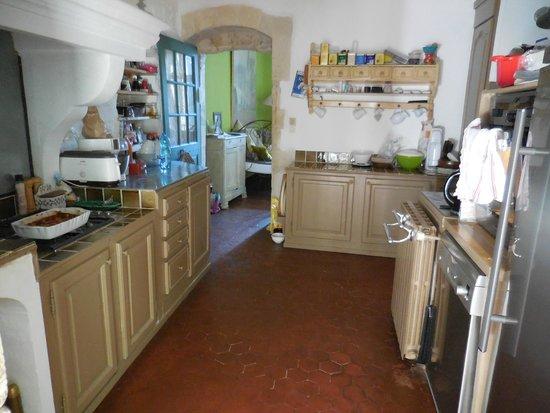 cucina - Picture of Au Ralenti du Lierre, Beaumettes - TripAdvisor