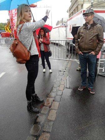 SANDEMANs NEW Europe - Berlin: Kim <3