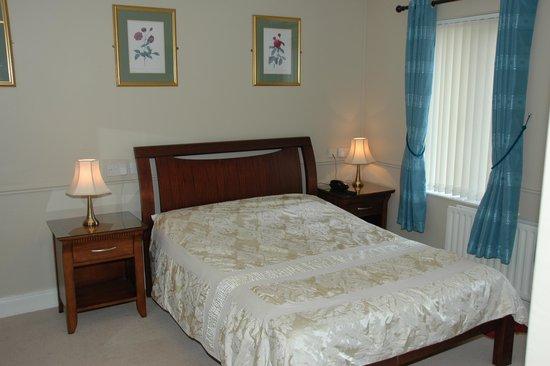 Ostan Loch Altan: A bedroom