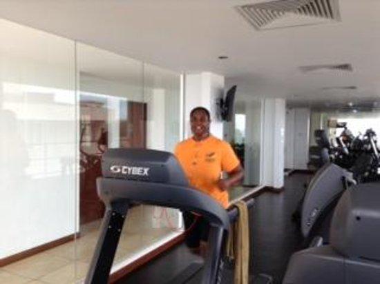 Renuka City Hotel: Renuka's Fitness Center