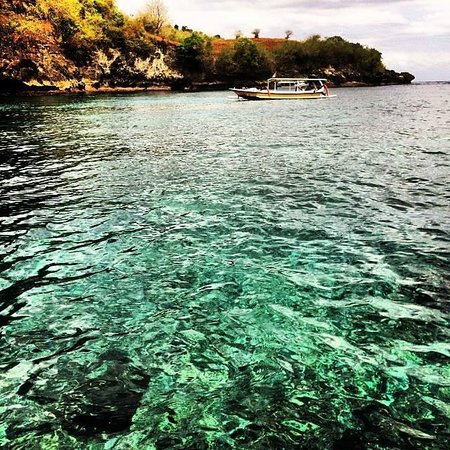 Adventure Scuba Diving Bali: Beautiful Crystal Bay