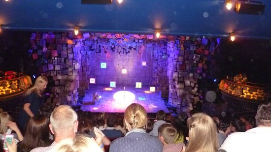 Matilda the Musical : Interval