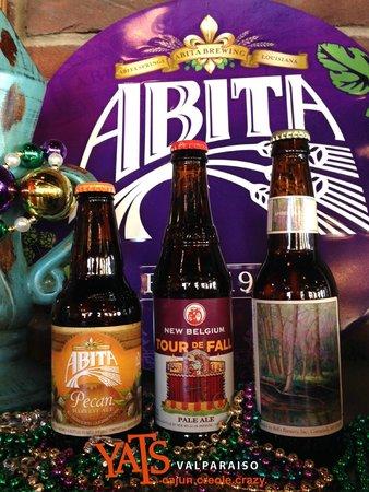 Yats Valparaiso: Three new fall beers in house!
