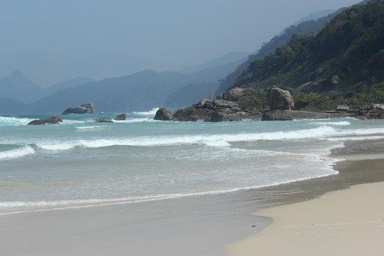 Lopes Mendes Beach: Linda praia