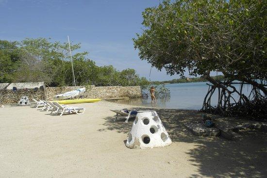 Hotel Sport Baru: playa 1