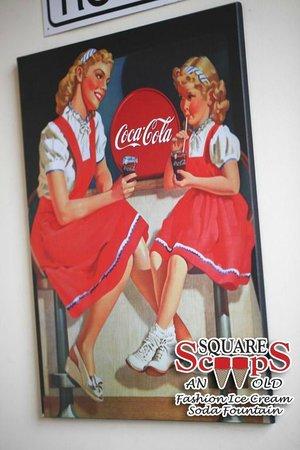 Square Scoops: Coca-Cola