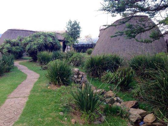 Hawane Resort : The rooms.