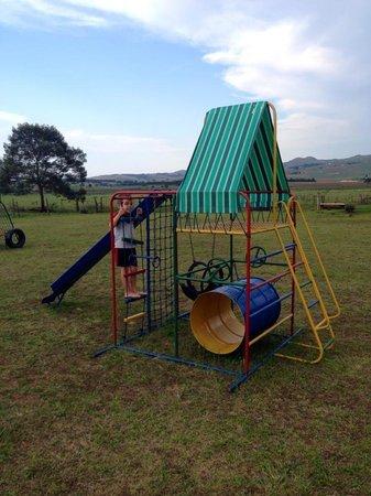 Hawane Resort : The playground.