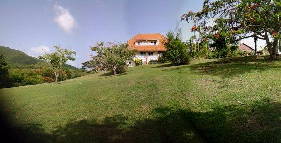 Domaine de l'Anse Ramier: La villa