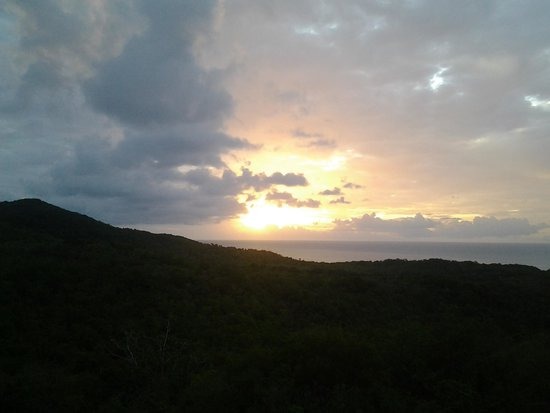 Domaine de l'Anse Ramier: Panorama