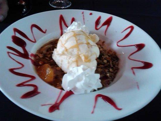Montgomery Inn BnB: Dessert