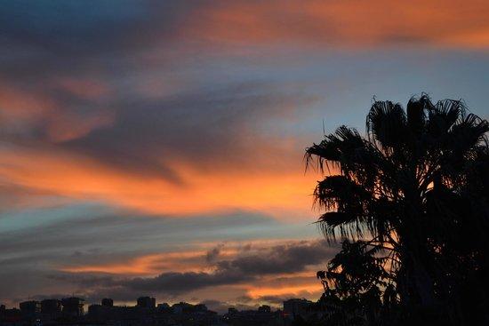 Sunset at Torel Palace