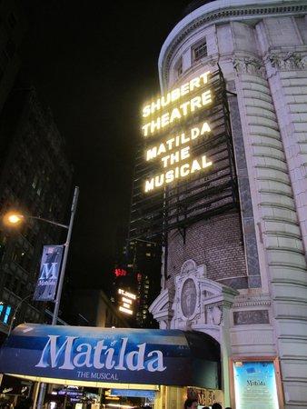 Matilda The Musical : matilda