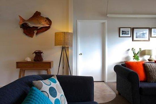 Whangapara, Nova Zelândia: lounge
