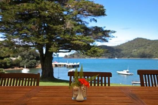 Whangapara, Nova Zelândia: From from main Deck