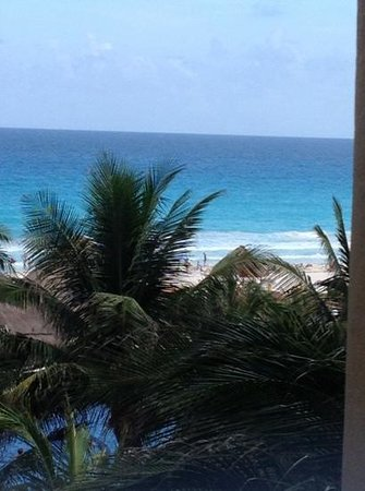Fiesta Americana Condesa Cancun All Inclusive: view from our room
