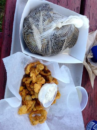Days Crabmeat and Lobster : Steamers and fried clams
