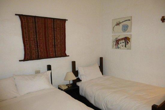 El Albergue Ollantaytambo : Room