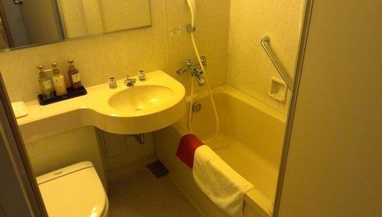 Osaka Joytel Hotel : 浴室