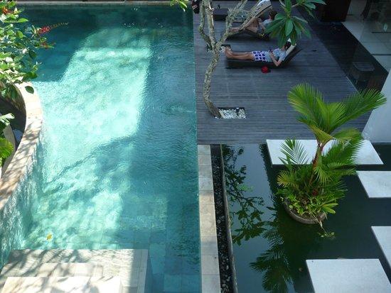Paya Paya Villa: pool