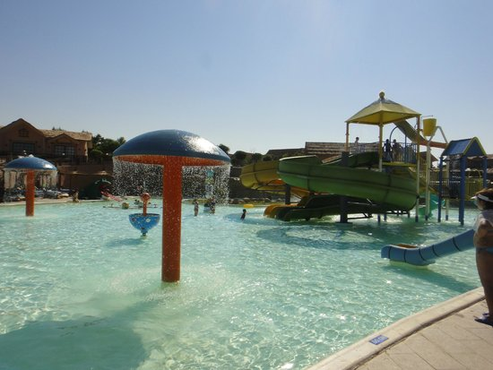 Jungle Aqua Park : Kids pool