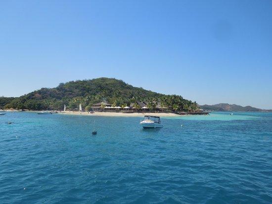 Ferry To Castaway Island Fiji