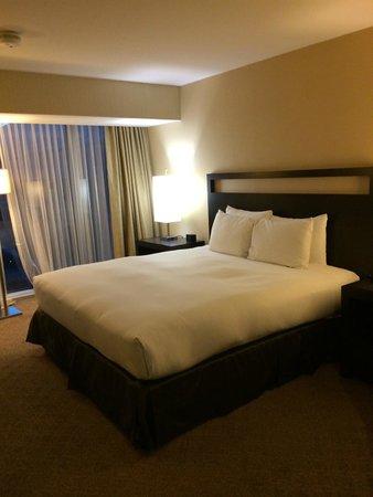Hilton Anaheim : 部屋