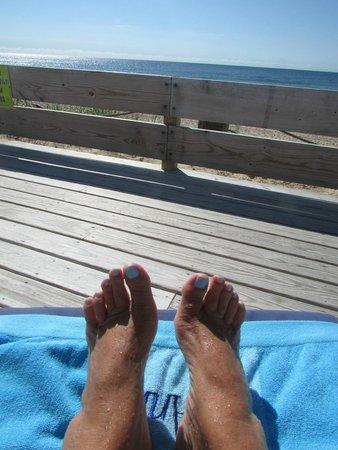 Ocean Surf Resort: Poolside at The Ocean Surf