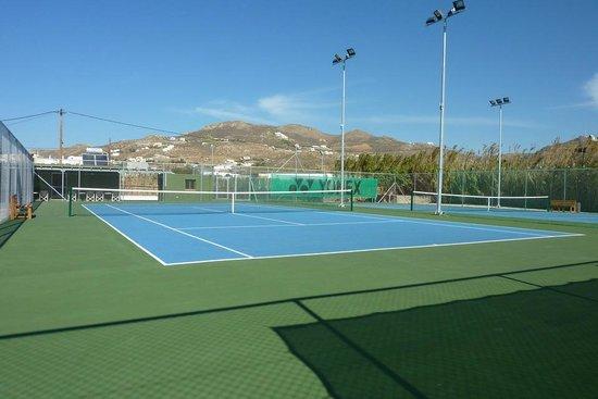 Naxos Tennis Club