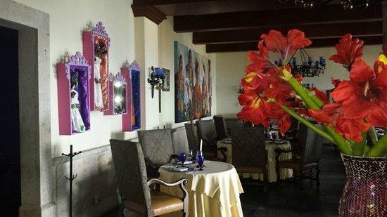 Pueblo Bonito Sunset Beach Golf & Spa Resort: Frida's fine dining
