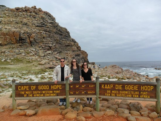 Cape Point Nature Reserve: No caminho das Indias