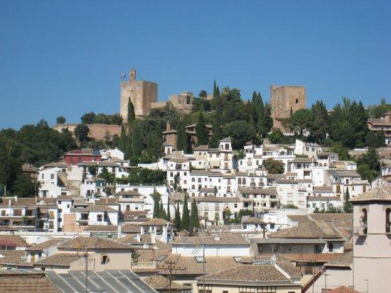Melia Granada: vistas perfectas