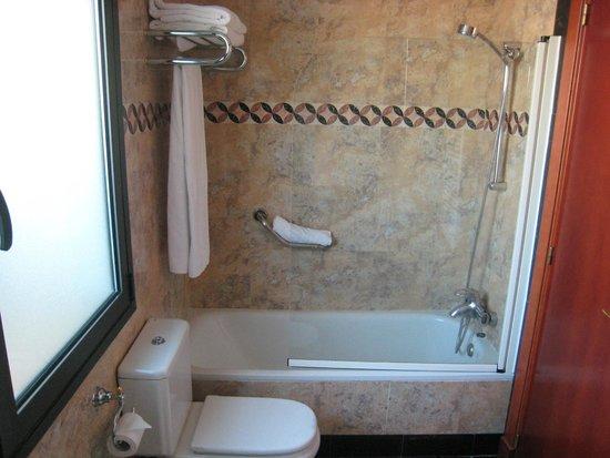 Melia Granada: baño
