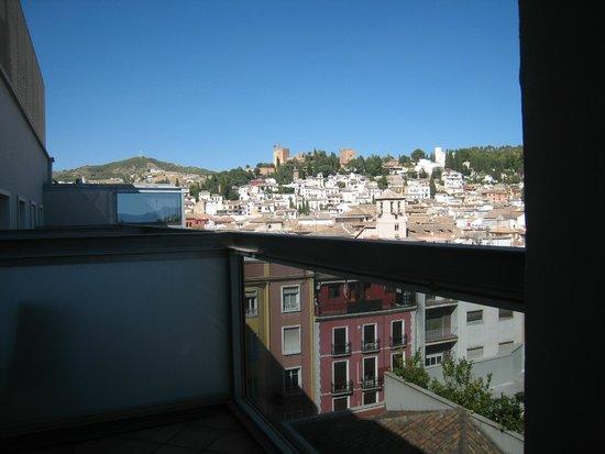 Melia Granada: vistas de la terraza