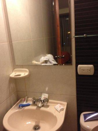 Casa Villa Arequipa: Baño
