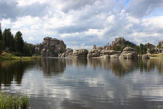 Sylvan Lake Lodge: Sylvan Lake