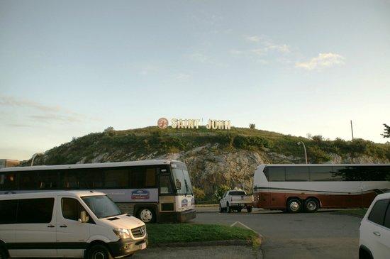 Canadas Best Value Inn - Saint John: Outside of the hotel