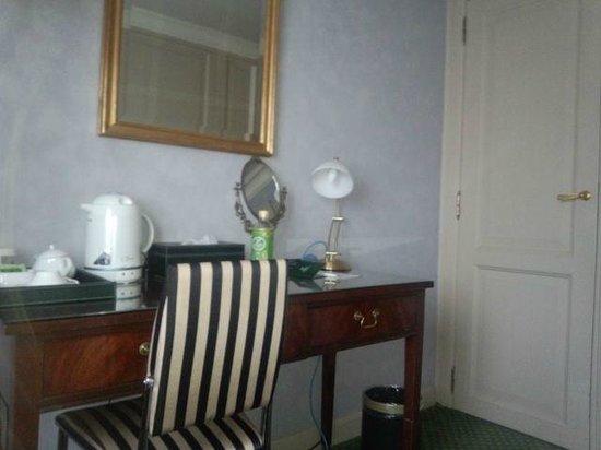 Hotel New Tagawa: 客室