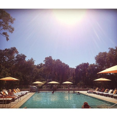 Carmel Valley Ranch: The Pool at The Lodge