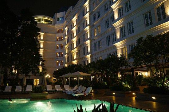 Park Hyatt Saigon: Pool on the 3rd floor