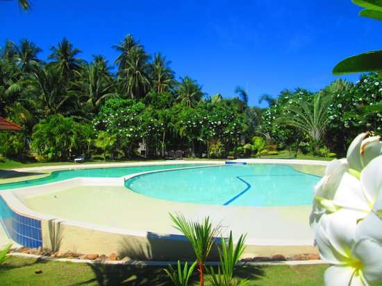 Private residence vip resort philippines dauin dumaguete - Hotels in dumaguete with swimming pool ...