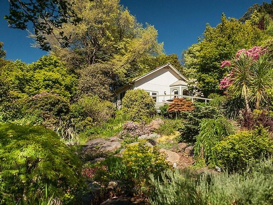 Woolrich Historic Garden Accommodation: Woolrich Cottage